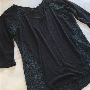 *Tea n Rose* Lace Sweater/Top 🌹